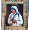 Why was Mother Teresa's uniform trademarked?